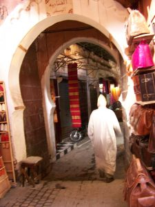 Medina arch- By Grupo nhəḍṛu