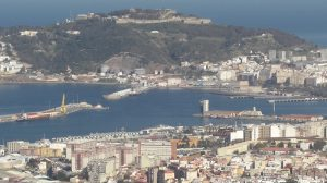 Ceuta Port - By Team nhəḍṛu