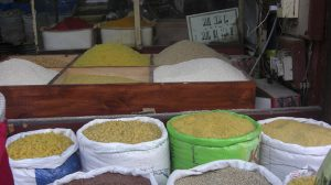 Spice shop, medina Fez - By Team nhəḍṛu