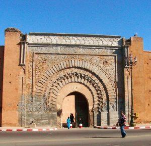 Puerta de la ciudad - Por Grupo nhəḍṛu