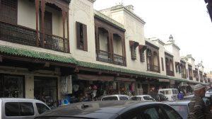 Barrio Fez El Jdid - Por Grupo nhəḍṛu