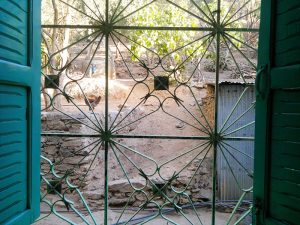 Bni Selmane, ventana - Por Grupo nhəḍṛu