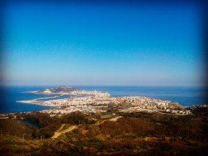 Istmo de Ceuta - Por Grupo nhəḍṛu