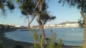 Playa del Chorrillo - Por Grupo nhəḍṛu