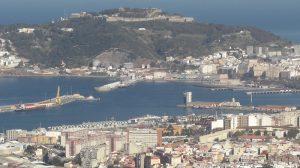Puerto de Ceuta - Por Grupo nhəḍṛu