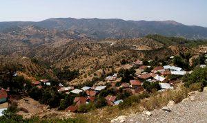 Berriet, Ghzawa, Comuna de Mokrisset, Ouezzane - Por Grupo nhəḍṛu