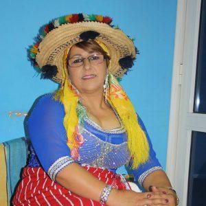 Latifa Laaroussia - Cortesía de Latifa Laaroussia