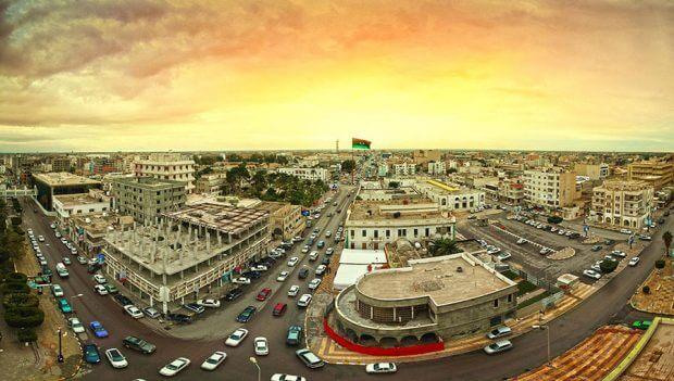 Vista de Misrata - Fuente: www.eanlibya.com